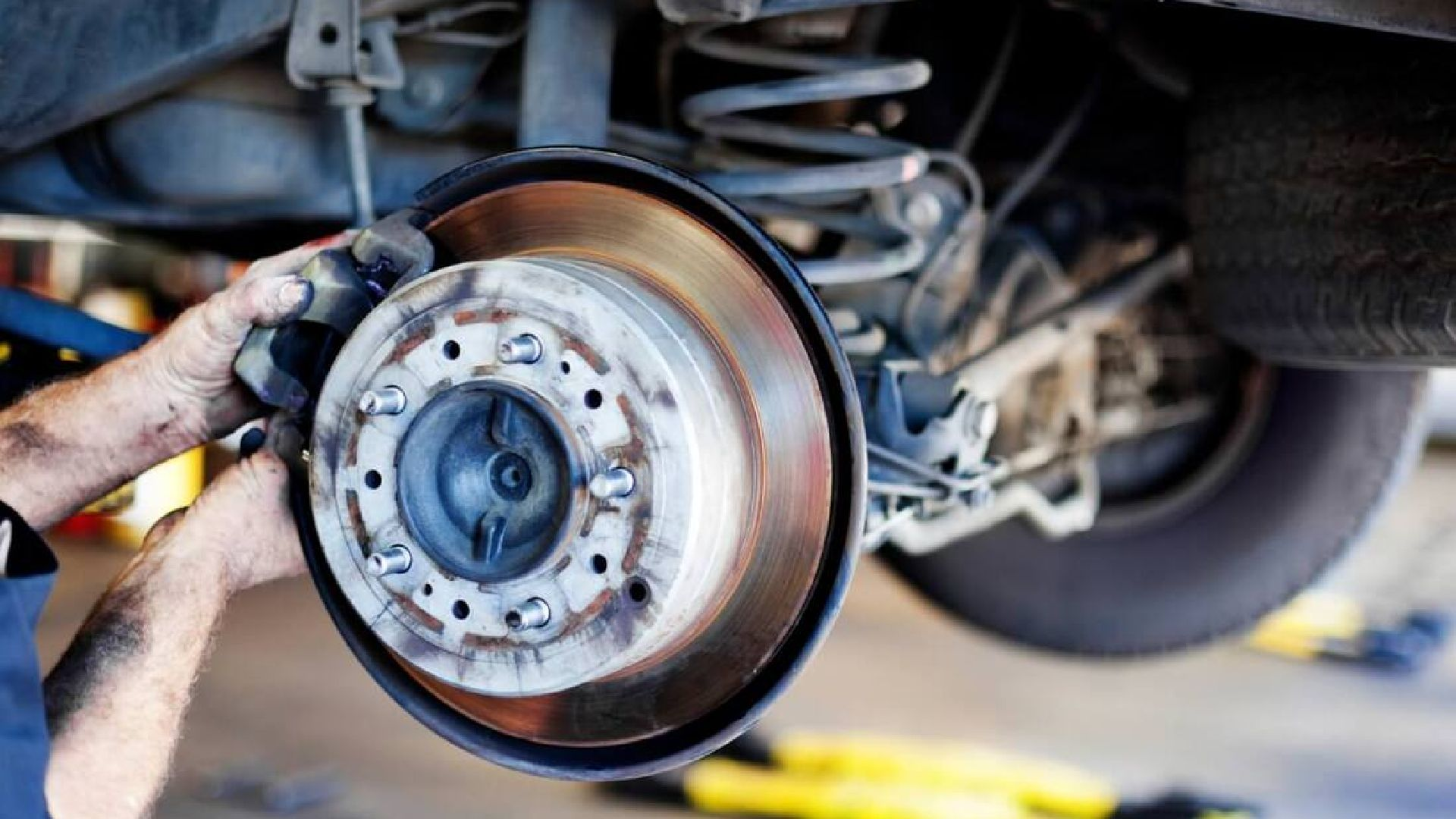Southbrook Autos offer a great break repair service in Rangiora